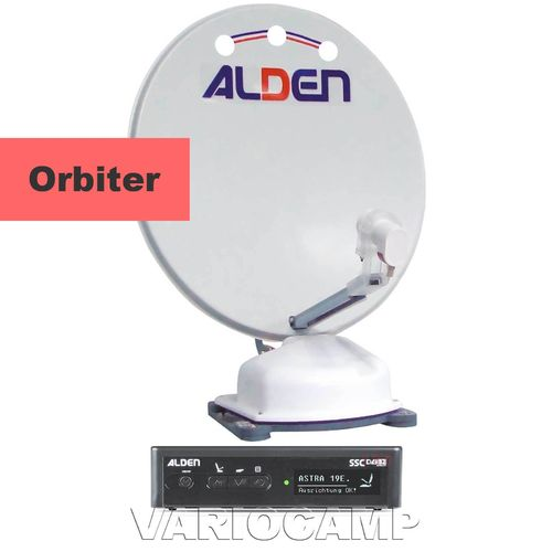 ALDEN Orbiter 65 HD S.S.C. mit Single / Twin / Skew