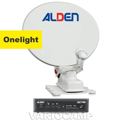ALDEN Onelight 65 HD S.S.C. mit Single / Twin / Skew